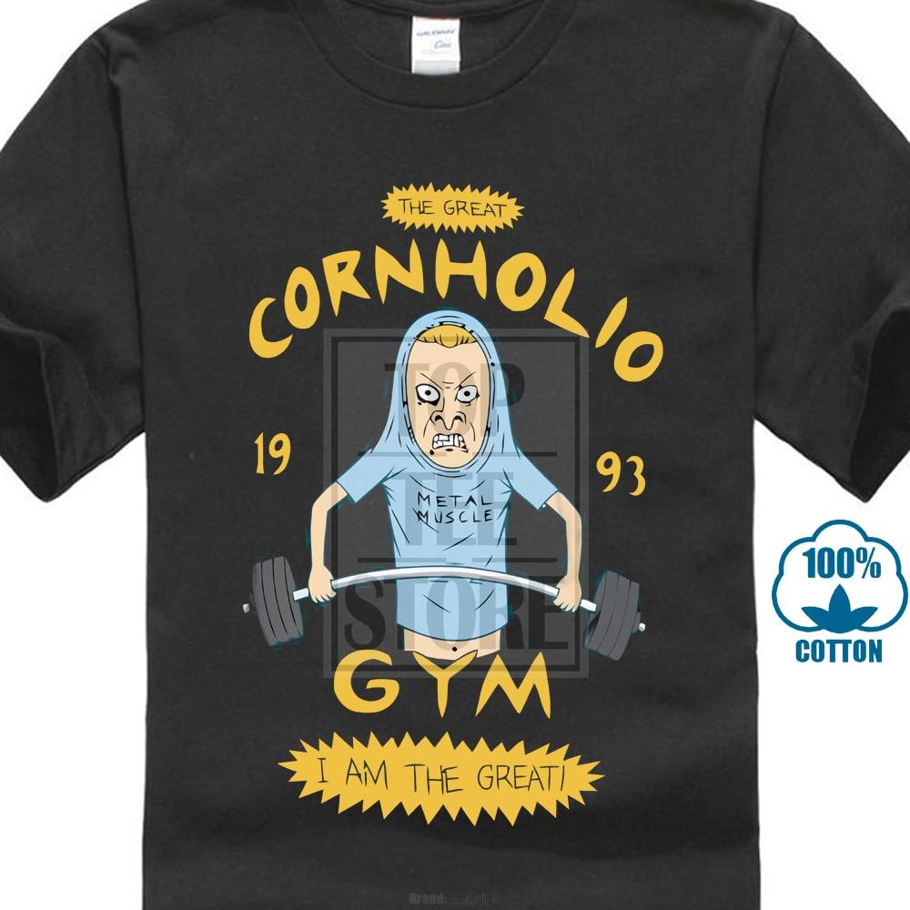 Beavis And Butthead Cornholio Gymer Premium Graphic T Shirt S 5Xl