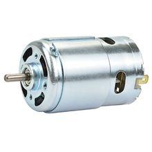 895 микро-мотор DC12-24V высокой мощности генератор 15A 360 Вт двойной шариковый подшипник Двигатель постоянного тока большой крутящий момент серебристый металл 7,2*5*0,5 см