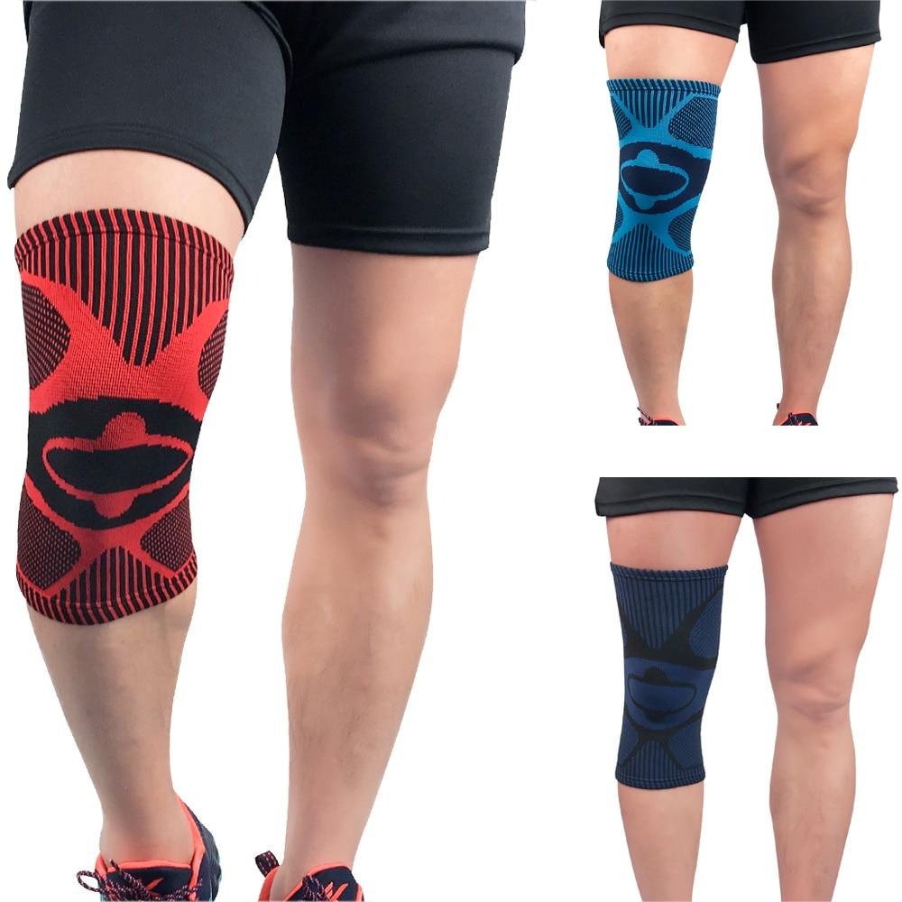 Brace Knee Support Sports Running Basketball Gym Sports Leg Knee Protection SPSLF0070
