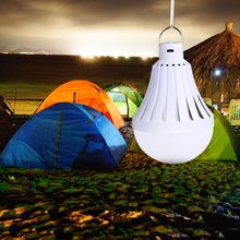 LED Tent Light Bulb Lantern Flashlight Portable Outdoor Camping Light For Home Hiking Fishing Emergency Lights USB Rechargeable