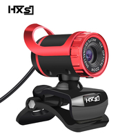 HXSJ 480P Web Cam With Absorption Microphone MIC For Skype For Android TV Rotatable Computer Special