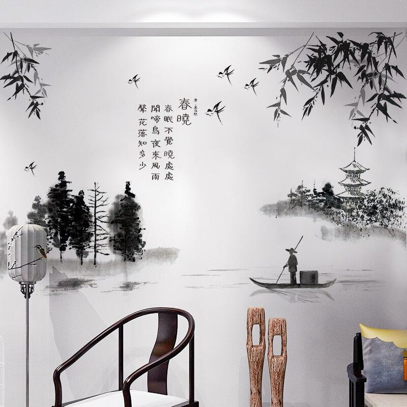 [SHIJUEHEZI] Қара түсті бояу кірістіру - Үйдің декоры - фото 6