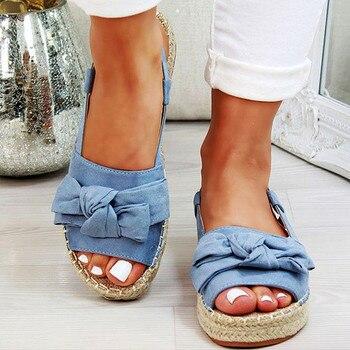 Trendy Espadrille Women Sandals 2