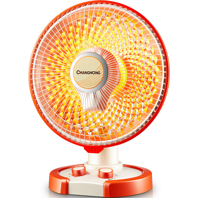 Household Heater Warm Fan Desktop The Little Sun Electro-thermal Two-speed Adjustment Fast Heat Timing Can Shake The Head desktop office of the home small sun heater is to shake stove and thermostat