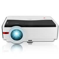 CAIWEI HD Projector Home Theater Cinema Projector 1080p Support HDMI Large Screen TV Projector For Laptop