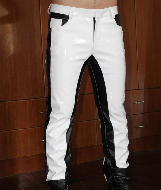 New Fashion Personality leather pants