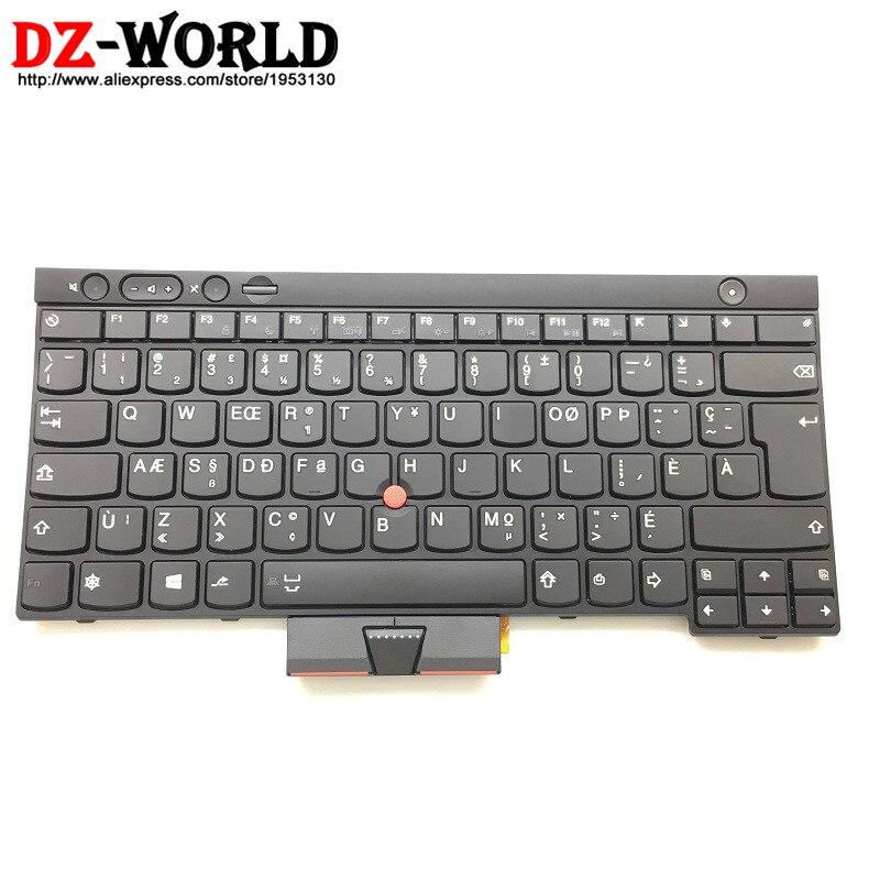 Nowy oryginalny dla Thinkpad X230 X230i X230T (X230 Tablet) kanadyjski francuski klawiatura 04X1278 0C01961 04X1202 04X1316 04Y0566 04Y060 w Zamienne klawiatury od Komputer i biuro na AliExpress - 11.11_Double 11Singles' Day 1