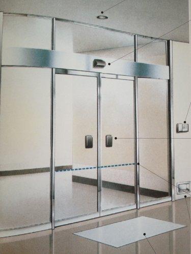 SPACE automatic sliding door opener