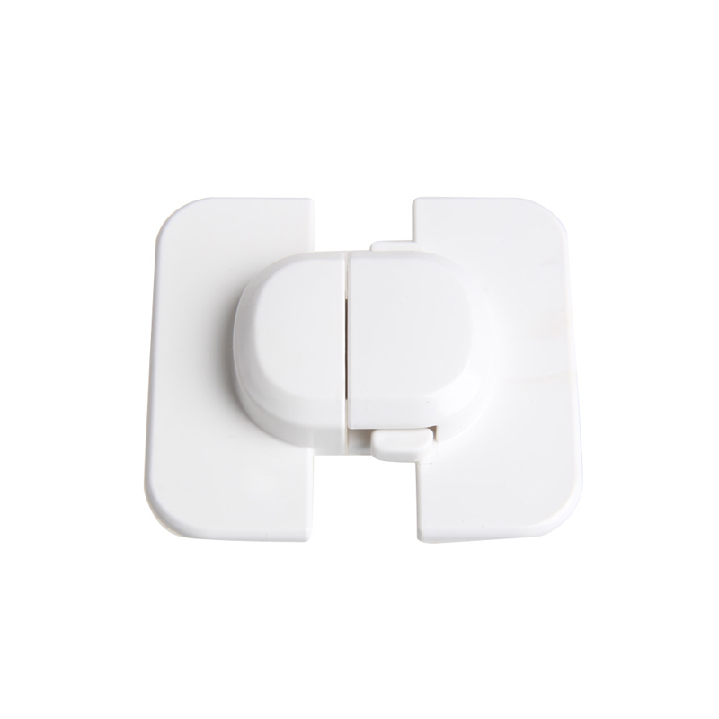 New 1PC Cabinet Door Drawers Refrigerator Toilet Safety Plastic Lock For Child Kid Baby Safety Lock