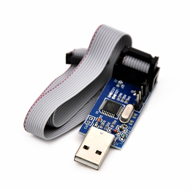 USB ISP PROGRAMMER FOR ATMEL AVR DRIVERS WINDOWS 7