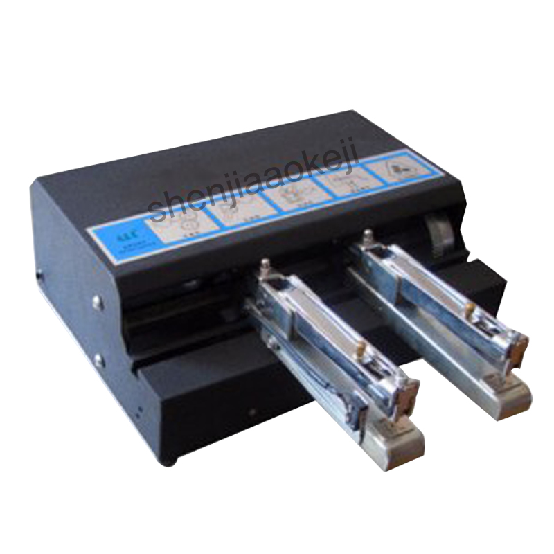 Twin Electric stapler Automatic Stapler Stationary School and Office Supplies Binding Machine 220V 50Hz 1pc