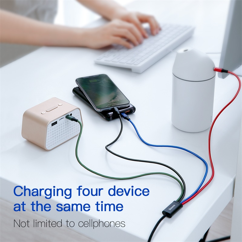 4 in 1 Multi USB Cable - Universal USB Charging Cable 2