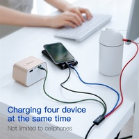 4 in 1 Multi USB Cable - Universal USB Charging Cable 10