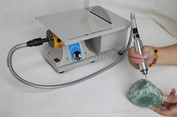 Multifunctional Mini Electric Jade Cutting Bench Polisher Dremel Machine Grinder 350w 26000 r/min