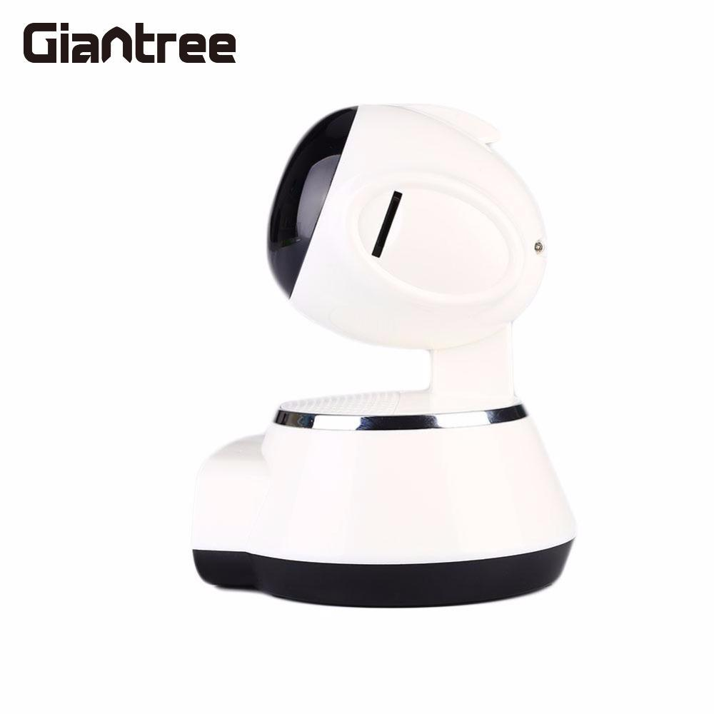 giantree IP Survelliance CCTV Network Camera WiFi Remote Monitor-Control HD Wireless Home Phone Control Night Vision Monitoring keyshare dual bulb night vision led light kit for remote control drones