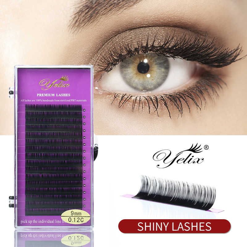 Individuele Valse Wimpers Extension Natuurlijke Nep Wimpers Wimpers Mink Wimper Extension Black Lash Set Private Label Make-Up