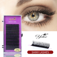 Lash-Set Extension Makeup Private-Label False-Eyelashes Individual Black Natural