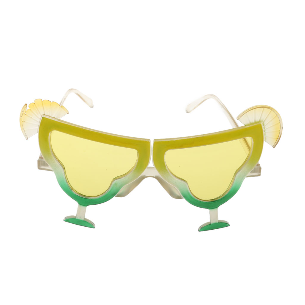 Sunglasses Decorations  aliexpress com new hot juice hawaiian novelty cute funny