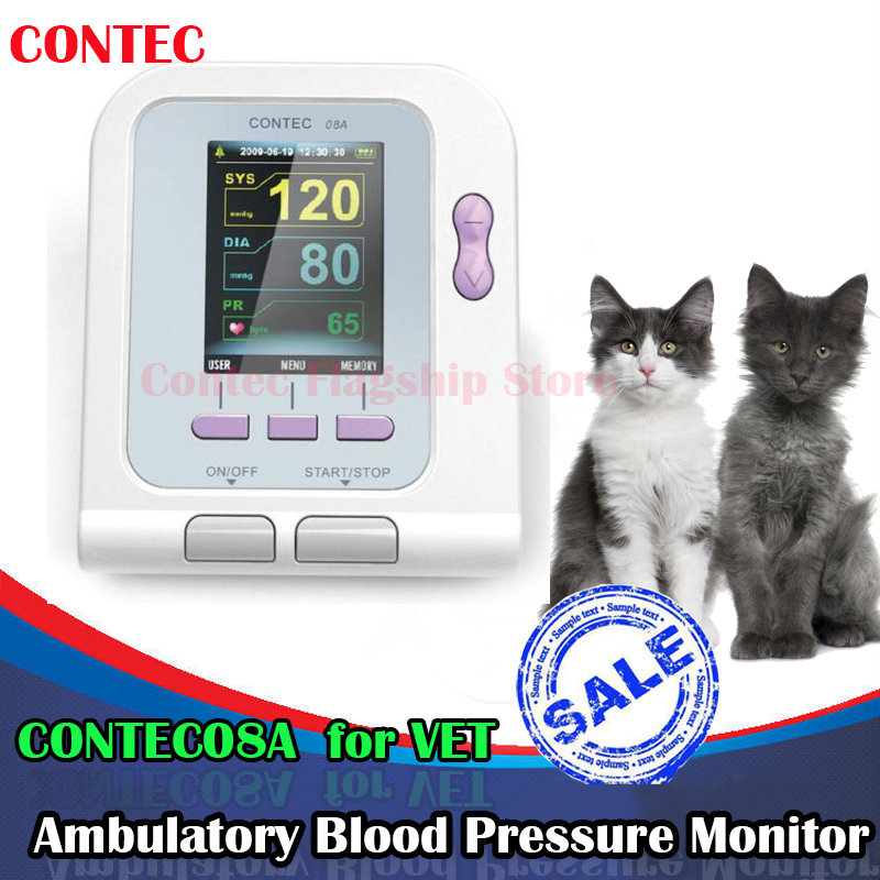 Display Digital Blood Pressure Monitor for VET 2.8 LCD Animal use,NIBP+cuff+Software, CONTEC08A homeleader 7 in 1 multi use pressure cooker stainless instant pressure led pot digital electric multicooker slow rice soup fogao