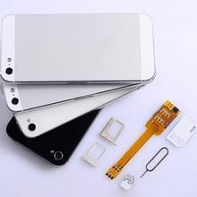 Двойной sim-карты двойной адаптер конвертер совместимый мобильный телефон iPhone samsung ND998