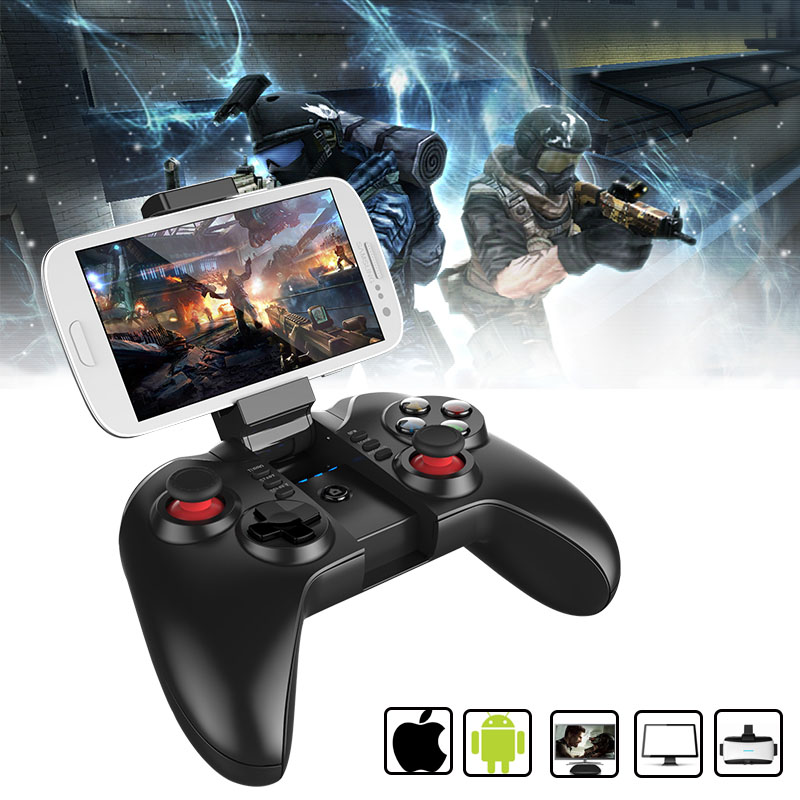 2017 New Arrival iPega PG-9068 Wireless Joystick Gamepad Gaming Controller Remote Control for Mobile Phone Tablet PC Controller
