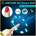 Jakcom N2 Smart Nail New Product Of Earphone Accessories As Black Sponge Marshall Major 2 For Jbl Originais