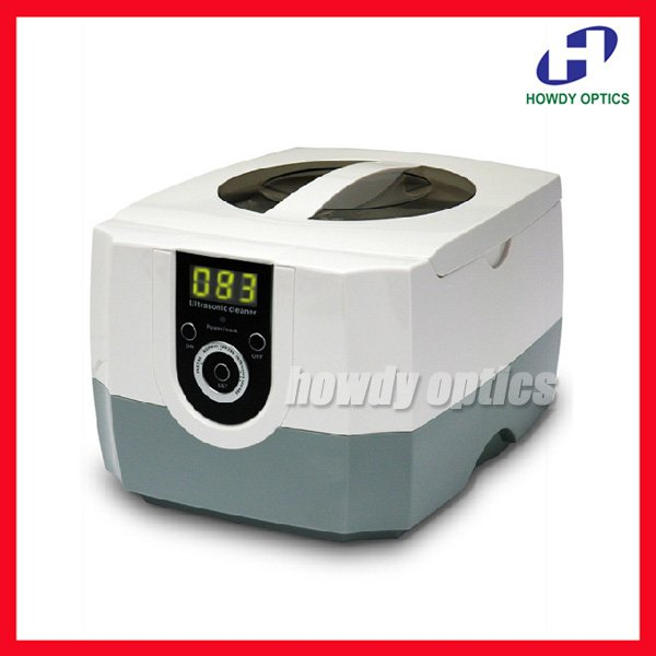 HUC 2 Quality Glasses Cleaning Machine 1400ml capability stainless steel tank