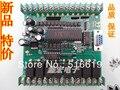 Бесплатная доставка ПЛК промышленного управления доска FX1N 2N 20MR Программируемый USB компьютера реле панели