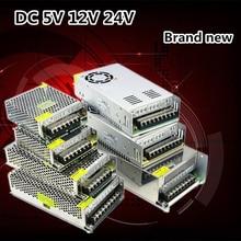 3 year warranty Lighting Transformer DC 5V 12V 24V Power Supply Adapter 2A 3A 5A 8A 10A 12A 20A 30A 40A 50A 60A LED Driver Strip цены онлайн