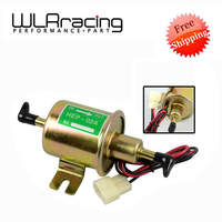 WLR STORE Free Shipping BJ HEP 002 High Qulity 12V Electric Fuel Pump For Car Carburetor