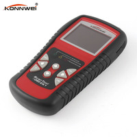 KONNWEI OBDII OBD2 EOBD Scan Tool Auto Scanner / Reader Auto Diagnostic Scanner for Reading and Clearing Vehicle Trouble Code