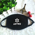 Youpop KPOP ASTRO Album Dust Cotton Mouth-muffle Face Mask Maschere Antipolvere Masques KZ167