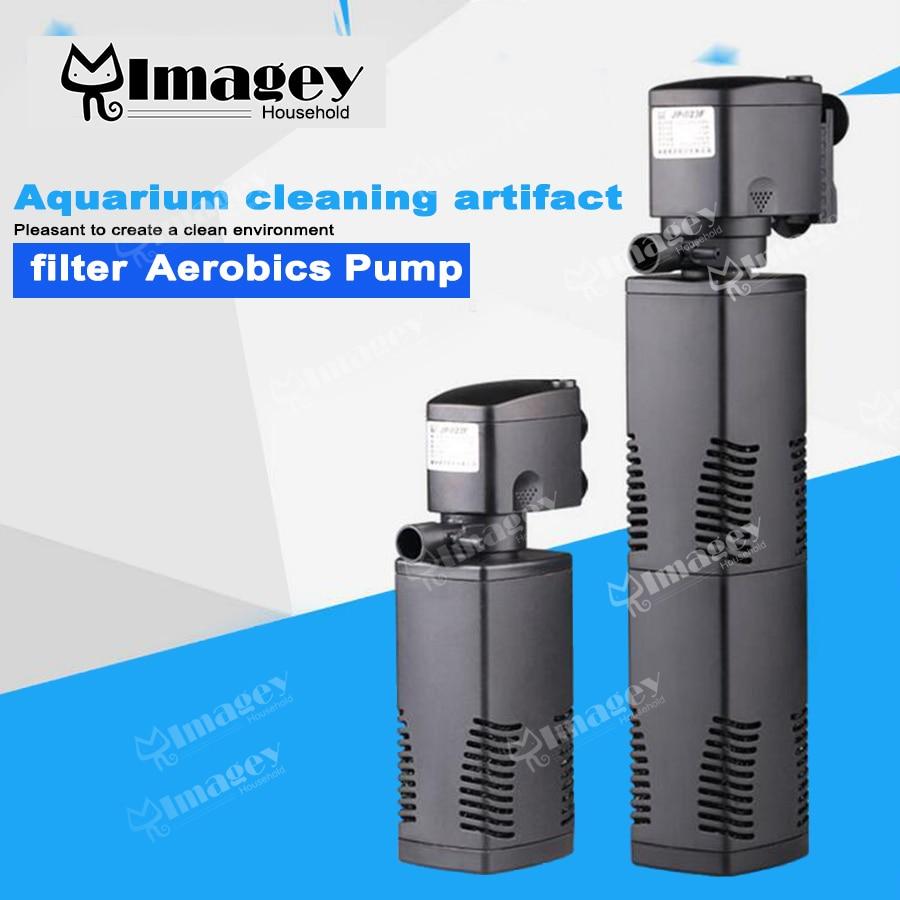 Imagey Super External Aquarium Filter & Oxygenation