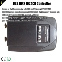 Professional Light Jockey USB Transfer DMX 512 Interface PC Controller DMX 1024 Console Light Fixture Build Martin Lightjockey