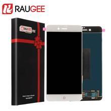 Для ZTE Nubia Z11 мини S ЖК-дисплей Экран Высокое качество замена ЖК-дисплей Дисплей + Сенсорный экран для ZTE Nubia Z11 мини S 5.2 дюймов телефон