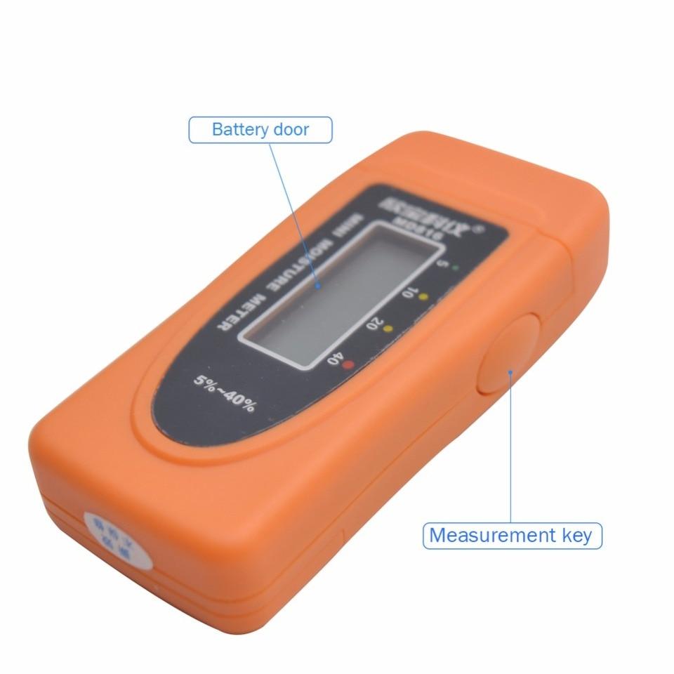 Mini Electronic Wood Moisture Meter