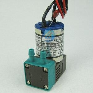 Image 3 - 6 pièces LETOP livraison gratuite JYY 100 200 ml/min 24V 3W petite Micro pompe à membrane pour imprimante à jet dencre