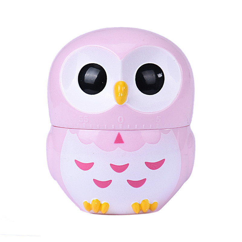 Owl Timer Kitchen 60 Minute Cooking Mechanical Home Decoration New 2017 hot sale on high quality J15