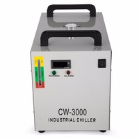 Advanced Thermolysis Cooling System CW 3000 Thermolysis Industrial Water Cooler Chiller for Glass Laser Tube