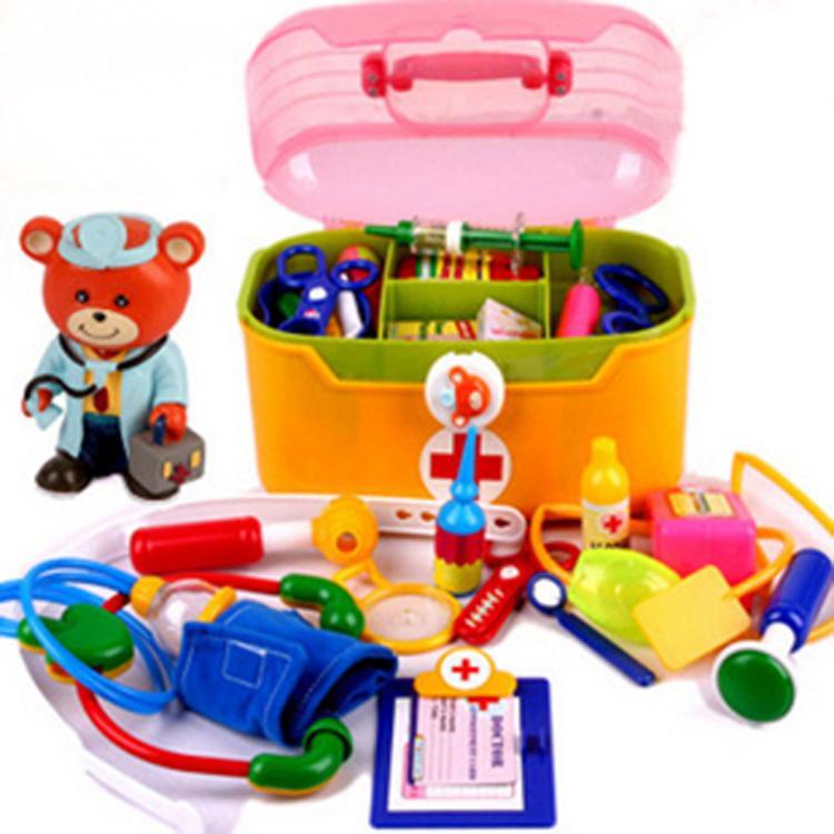 Children play house simulation medicine cabinet Doctor