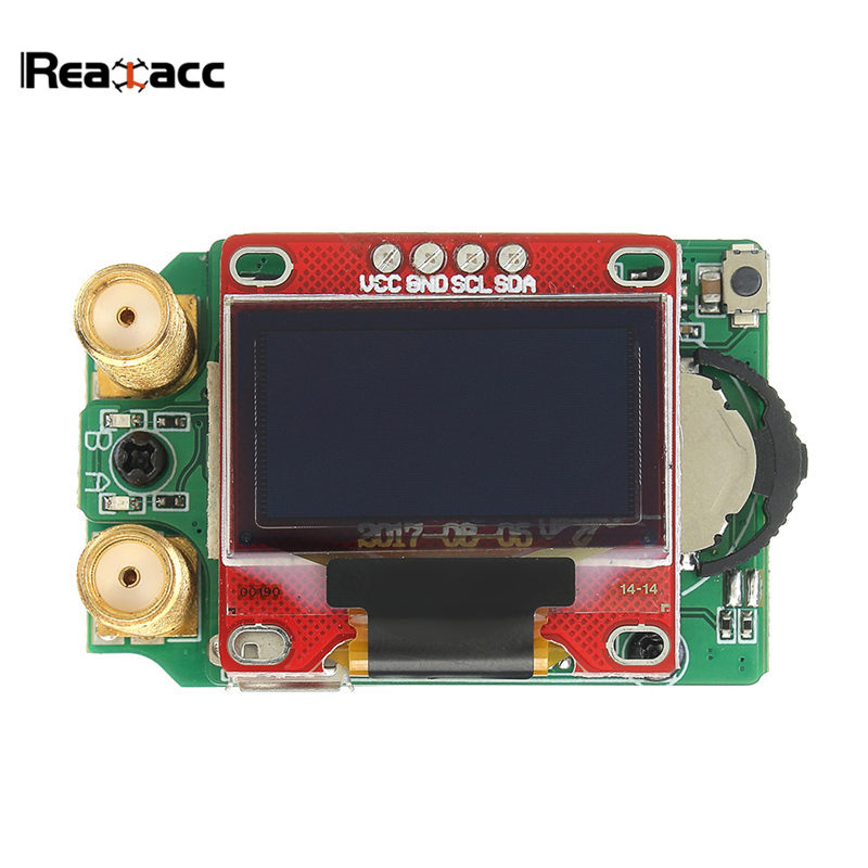 New Hot Realacc RX5808-PRO-PLUS-OSD 5.8G 48CH FPV Receiver For Fatshark Dominator Attitude Goggles RC Model Multicopter DIY Part цена