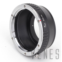 Pixco Lens Adapter Suit For Canon EOS Mount Lens To Fujifilm FX Camera Without Tripod X