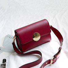 Bags for women 2018 cow leather shoulder bag mini Messenger bag solid color large capacity handbag spring new small square bag цена 2017