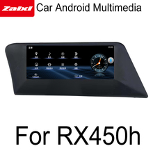 ZaiXi Android car multimedia player For Lexus RX450h RX 450h 2009~2014 Navigation Navi GPS BT Support 4G 3G WiFi Radio stereo yessun for lexus al20 rx 300 rx 200t rx 450h 2015 2018 car android carplay gps navi maps navigation player radio stereo no dvd