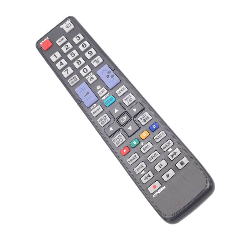 AA59-00508A Remote Control For Samsung LED TV AA59-00465A AA59-00466A used remote control for samsung smart tv aa59 00761a fit aa59 00760a aa59 00766a aa59 00831a