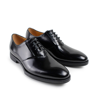 2017 Latest Custom Made Men S Oxford Shoes Fashion Formal Black Party Business Wedding 100 Genuine