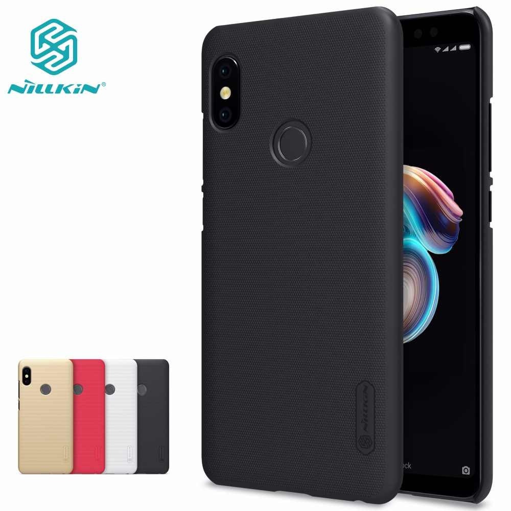 สำหรับ xiaomi redmi note 5 redmi note 5 pro Global รุ่น NILLKIN Super Frosted shield