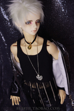 White Black Casual Tank Top Sleeveless T shir For 1 3 SD17 Uncle SSDF BJD SD