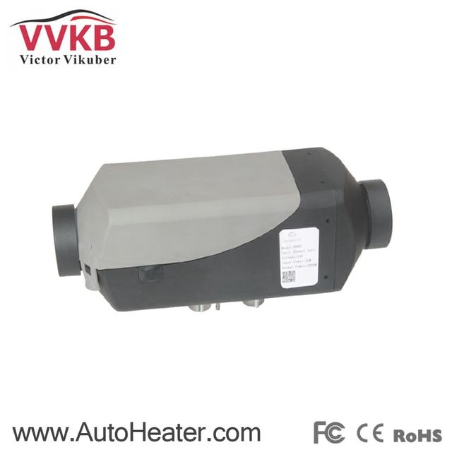 High Quality 2500W 24V  Diesel Heaters for Car, Truck, Van, Engineering Vehicles