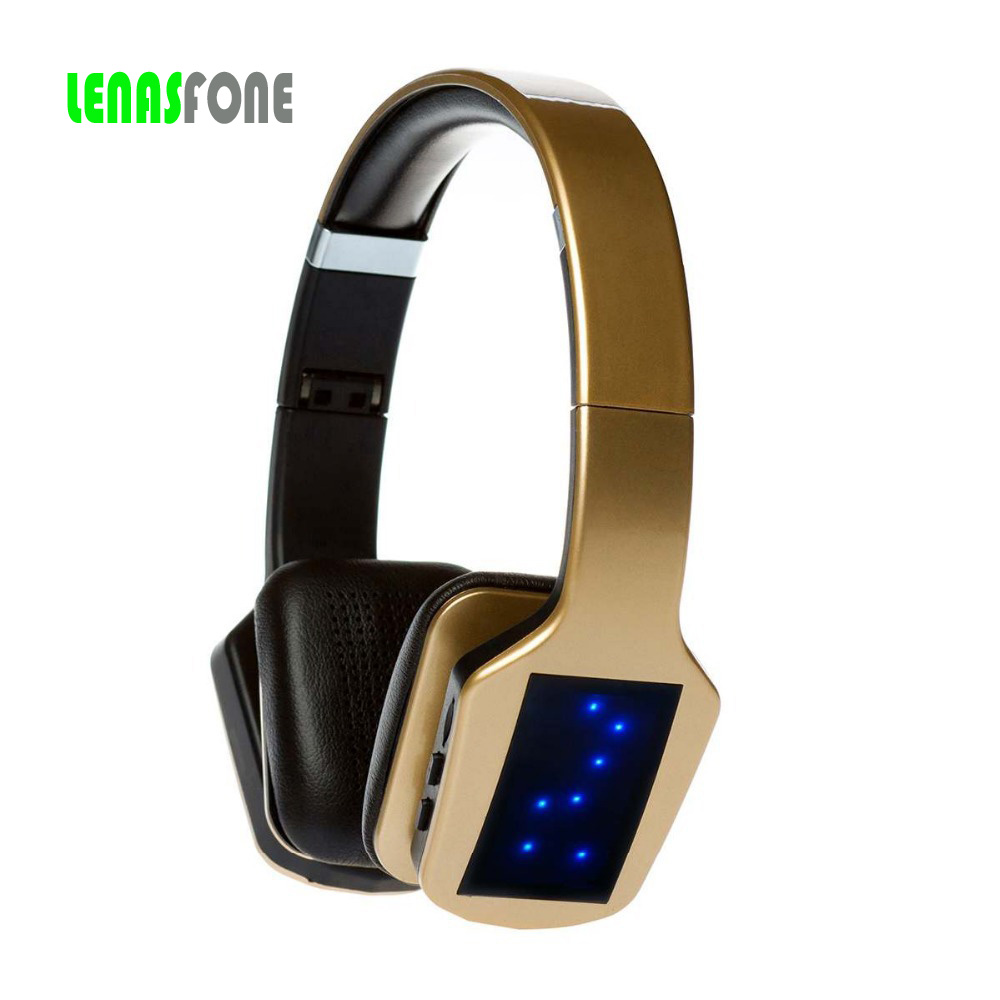 NEW S650 Headband Wireless Earphones Stereo Music Bluetooth Headphone With TF FM Radio For Mobile phone MP4 PC Casque Bluetooth